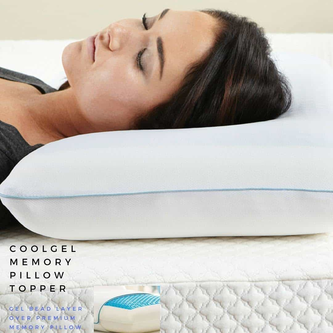 Premium Memory Orthopedic Pillow Comfort Living Philippines