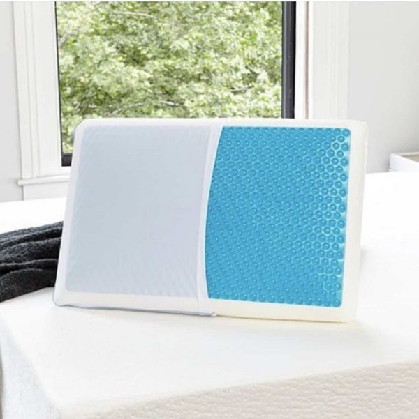 Premium Memory Foam Orthopedic Pillow | Comfort Living Philippines