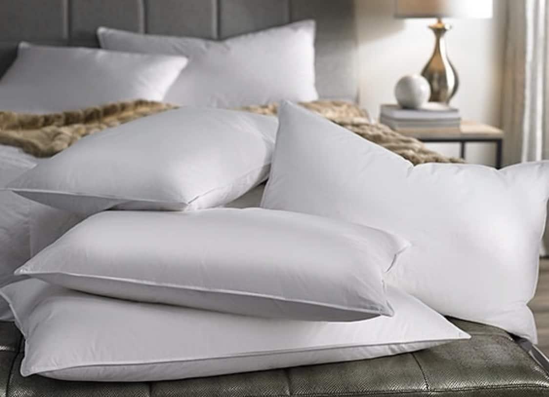 Premium Memory Hotel Pillow Comfort Living Philippines