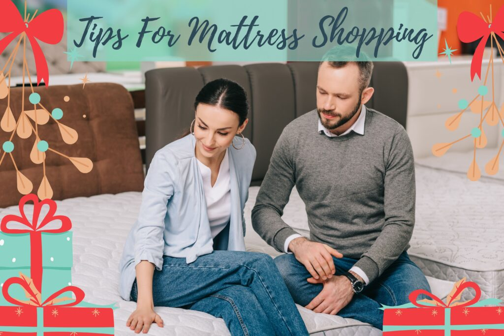 Tips For Mattress Shopping