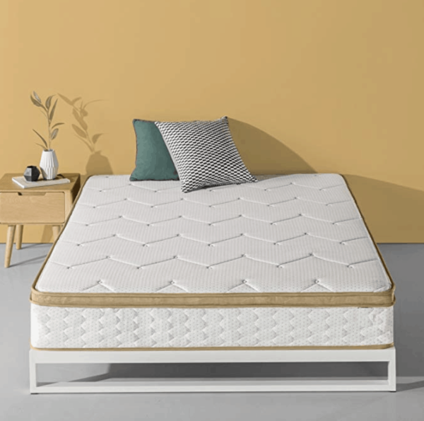 SINGLE bed. Comfort knittedFabric. Queen Premium Serenity Spring Mattress. SIZE: Measures 60″ W x 75″ D x 9.8″ H to fit a standard QUEEN bed frame. Comfort Living Philippines. Made of hypoallergenic material to keep out dust mites, pollen, mold and pet dander—perfect for kids or adults who suffer from allergies