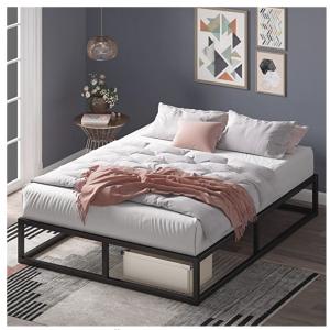 Premium Signature Moderna Steel Bed Frame | Comfort Living