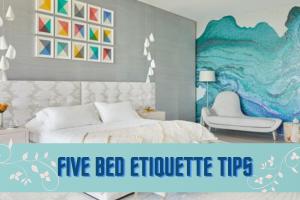 Bed Etiquette