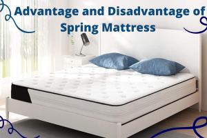 Queen Bed Size Premium Serenity Spring Mattress   ComfortLivingPH